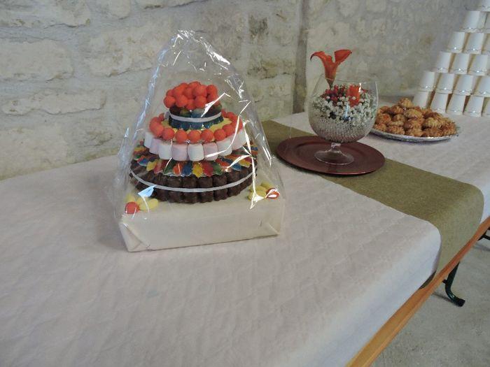 Vote : Aurez-vous un Candy Bar pour votre Mariage ? 🍭 2
