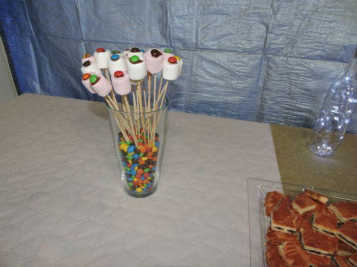 Vote : Aurez-vous un Candy Bar pour votre Mariage ? 🍭 3