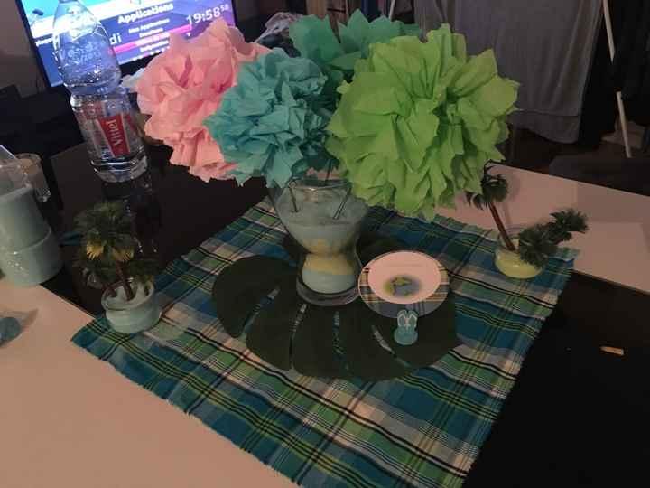 Décoration table - 1