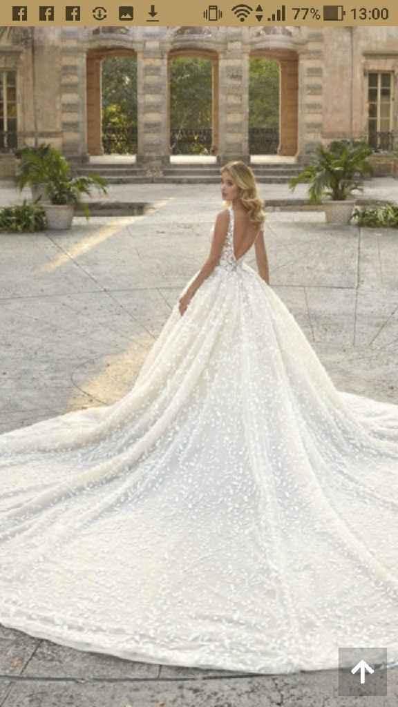 Recherche cette robe ??? - 1