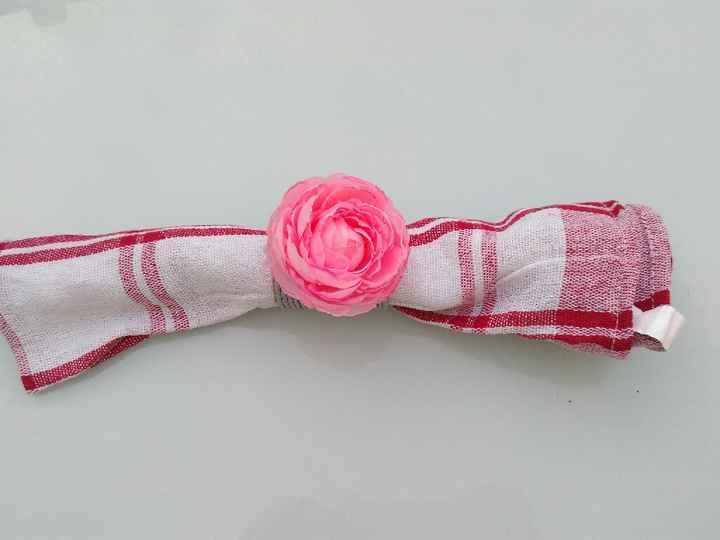 1er essai rond de serviette :) - 1