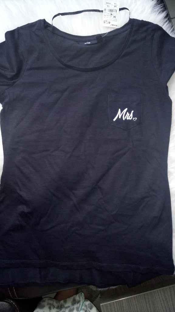 Tee shirt personnalisés - 2