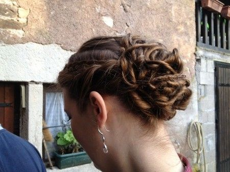 essayage coiffure marie