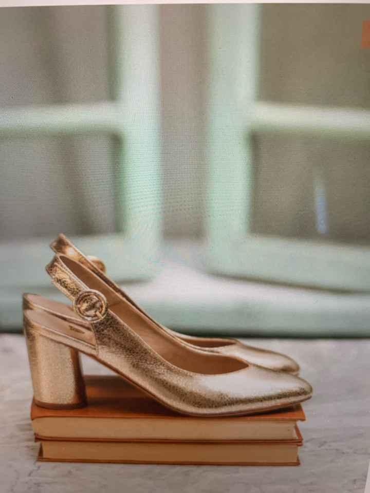 Les chaussures enfin !!! - 1