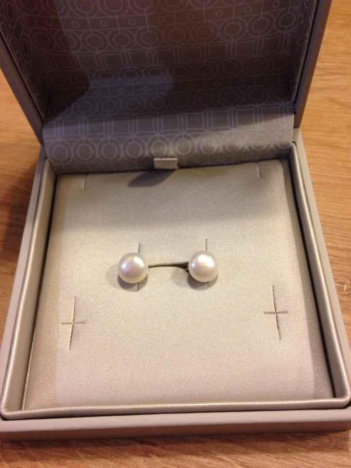 Mes boucles d'oreilles - 1