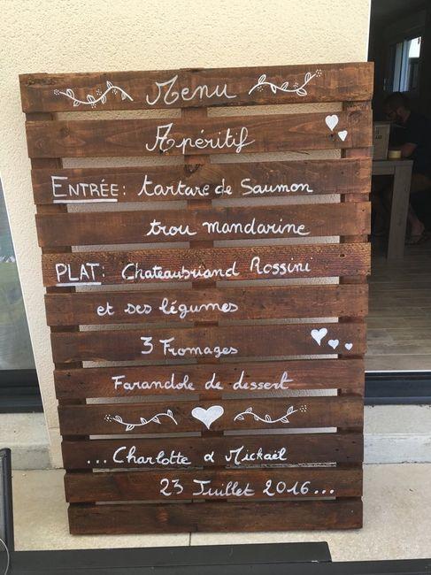Mon menu palette!!! - 1