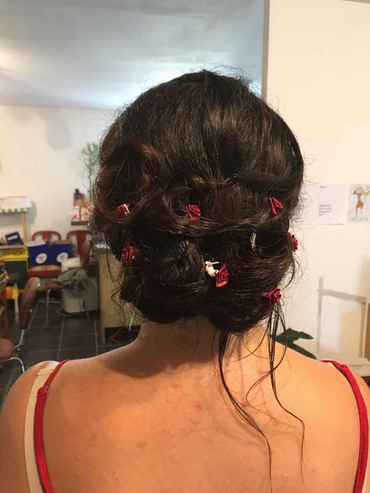 Validation maquilleuse et coiffeuse - 2