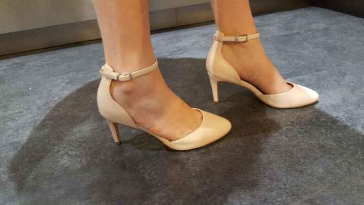Où avez-vous trouvé vos chaussures ? - 2