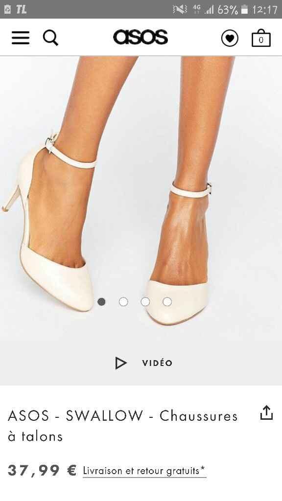 Ou trouver chaussures à ses pieds - 1