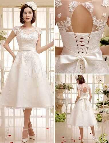 Robe pour le mariage civil trouvée ! - 1