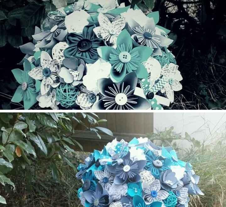 Photos de bouquets de mariée - 2