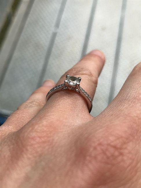 Montrez-nous vos bagues de fiançailles 💍 6