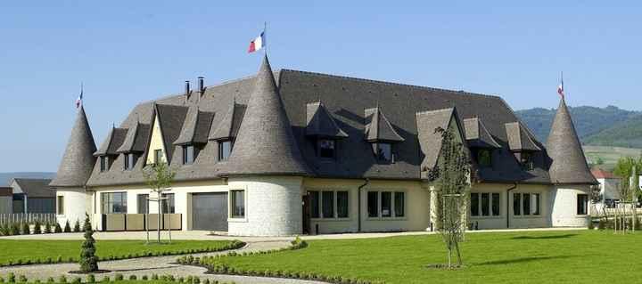 Domaine viticole avec charme en alsace - 1