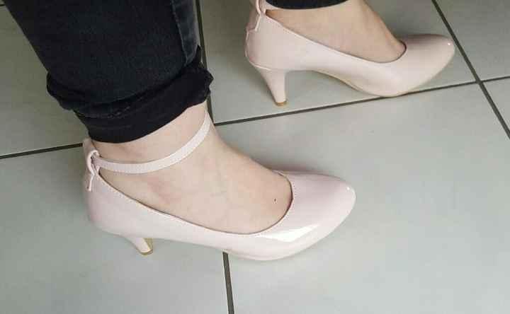 Montrez moi vos chaussures - 1