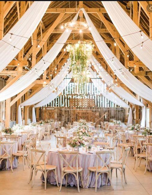 Lequel de ces décors de plafond vous inspire le plus ? 1