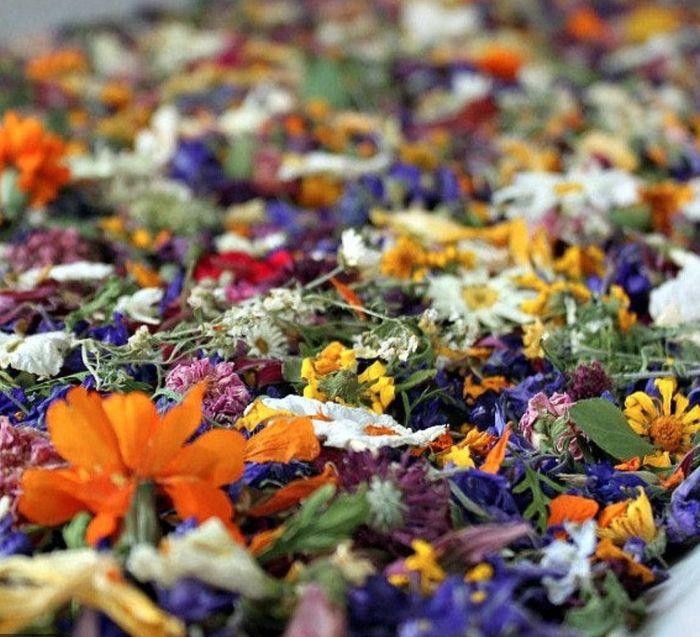 diy pour décorations fleuries 6