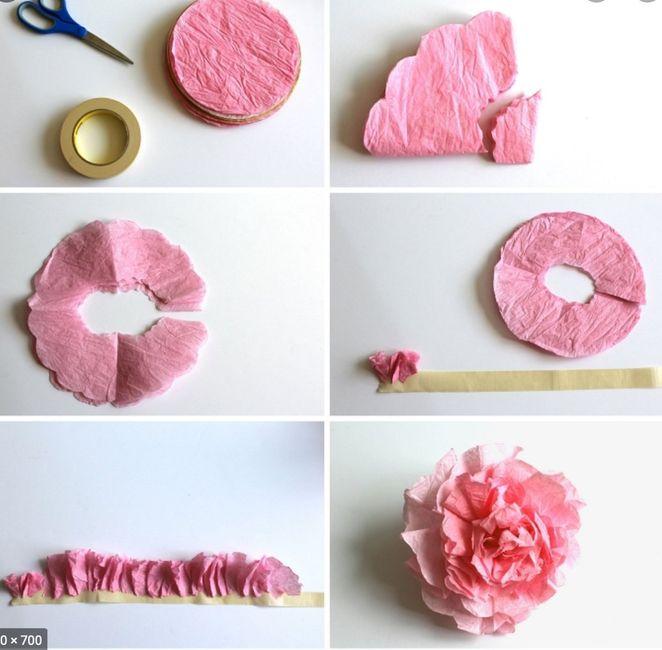 diy pour décorations fleuries 12