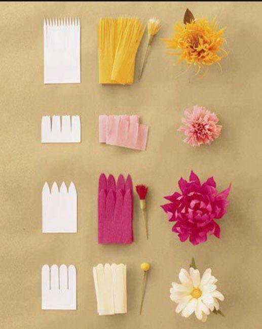 diy pour décorations fleuries 17