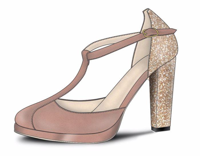 La couleur de tes chaussures pour le grand jour ? 8
