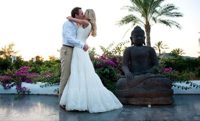 Inspiration photo mariage zen 6