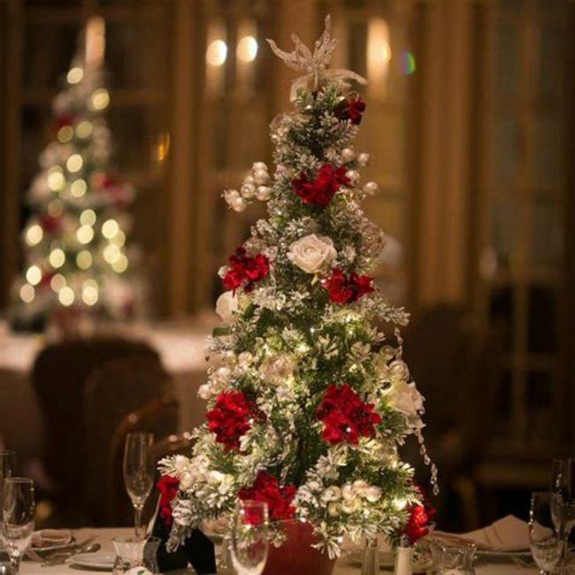 Un mariage à Noël, vous validez les inspirations ou pas ? 2