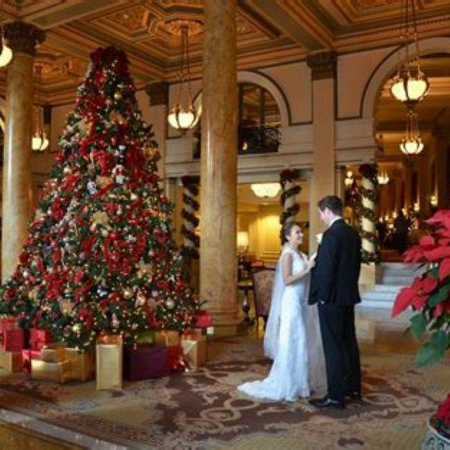 Un mariage à Noël, vous validez les inspirations ou pas ? 3