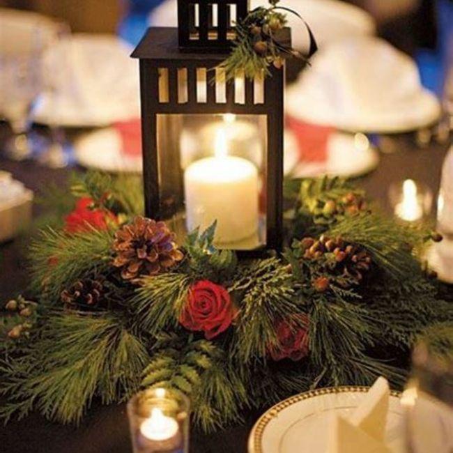 Un mariage à Noël, vous validez les inspirations ou pas ? 4