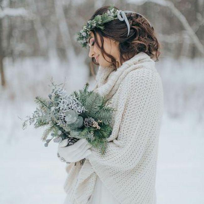 Un mariage à Noël, vous validez les inspirations ou pas ? 8