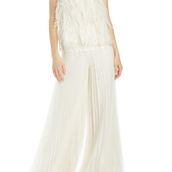 La marque de robe Monique Lhuillier vous connaissiez ? 2