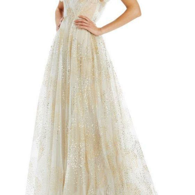 La marque de robe Monique Lhuillier vous connaissiez ? 3