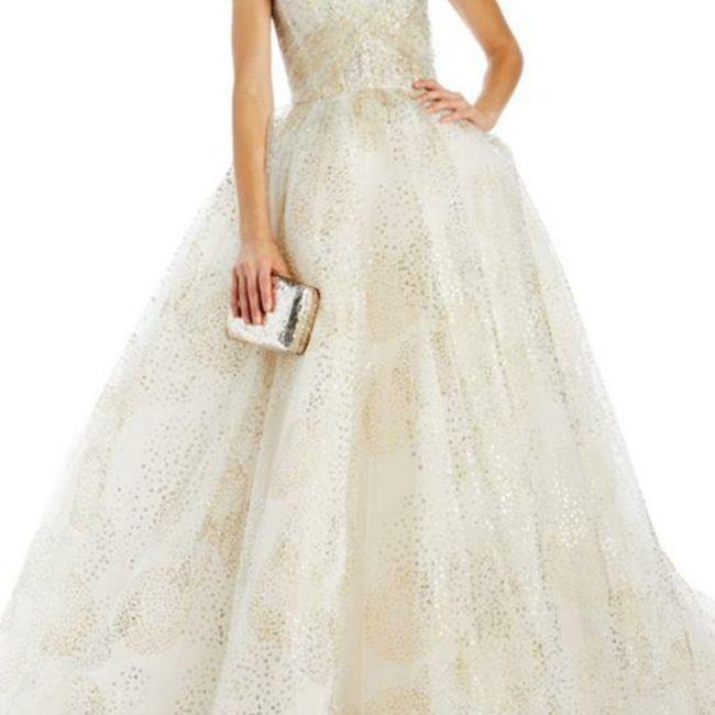La marque de robe Monique Lhuillier vous connaissiez ? 5
