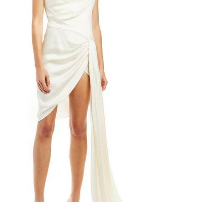 La marque de robe Monique Lhuillier vous connaissiez ? 6