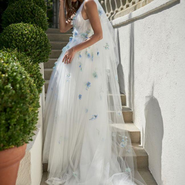 La marque de robe Monique Lhuillier vous connaissiez ? 10
