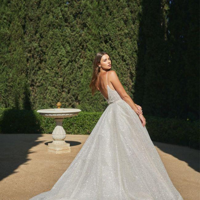 La marque de robe Monique Lhuillier vous connaissiez ? 11