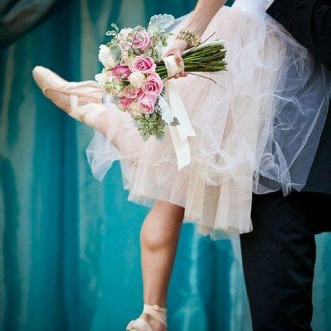 Mariage thème danse classique, qu'en pensez-vous ? 1