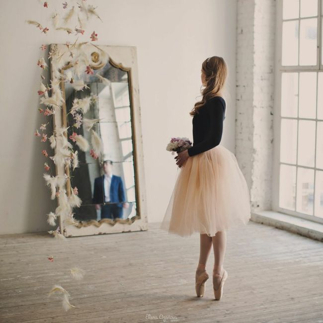 Mariage thème danse classique, qu'en pensez-vous ? 6