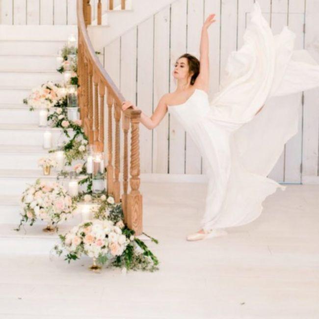 Mariage thème danse classique, qu'en pensez-vous ? 8