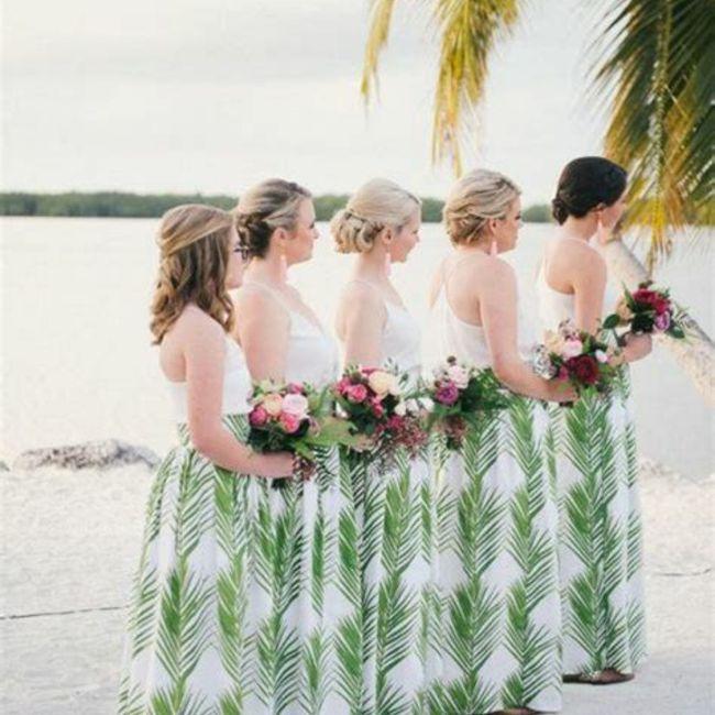 Robes demoiselles d'honneurs - 3