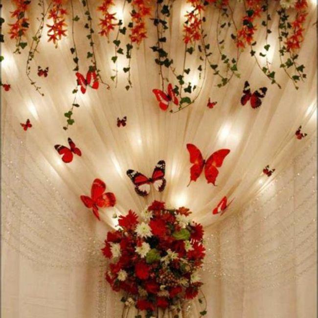 Des papillons pour votre mariage 3