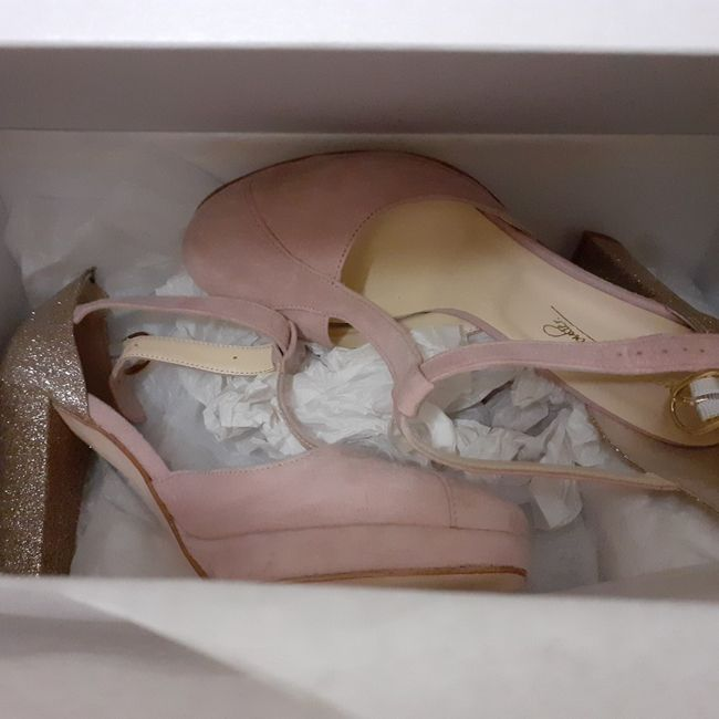 Les chaussures! 5