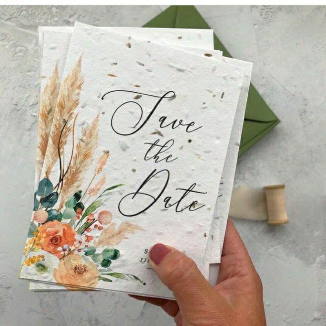 Inspirations, mariage écologique - 7