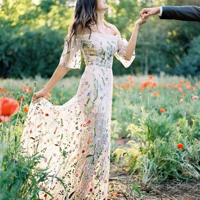 Un mariage haut en couleur, un peu, beaucoup, passionnément, à la folie, pas du tout ? 10