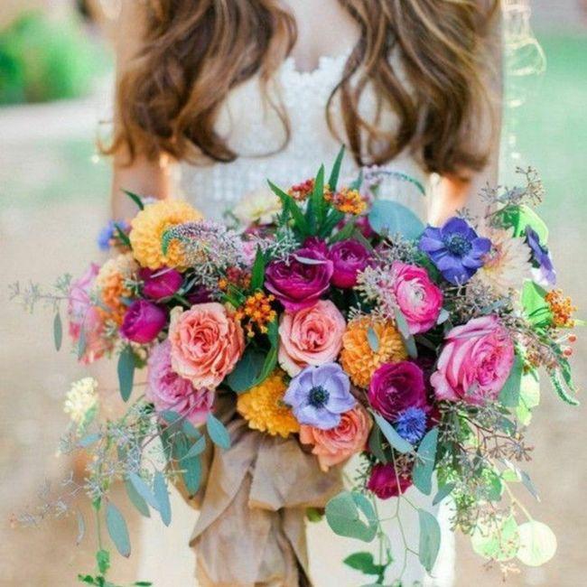 Un mariage haut en couleur, un peu, beaucoup, passionnément, à la folie, pas du tout ? 15