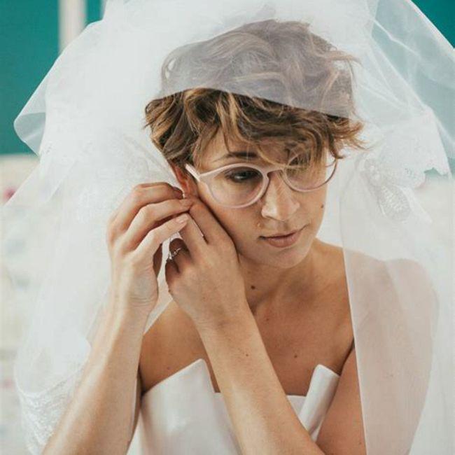 Marié.e à lunettes, vous les porterez ? 8