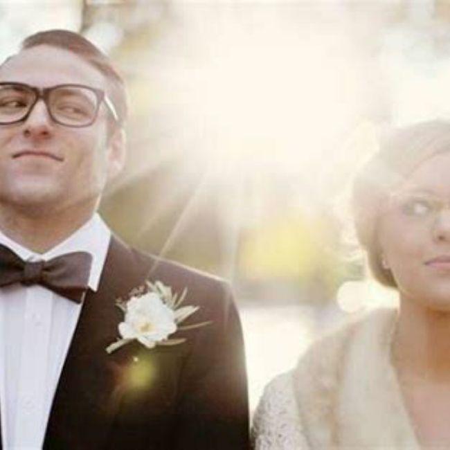 Marié.e à lunettes, vous les porterez ? 10