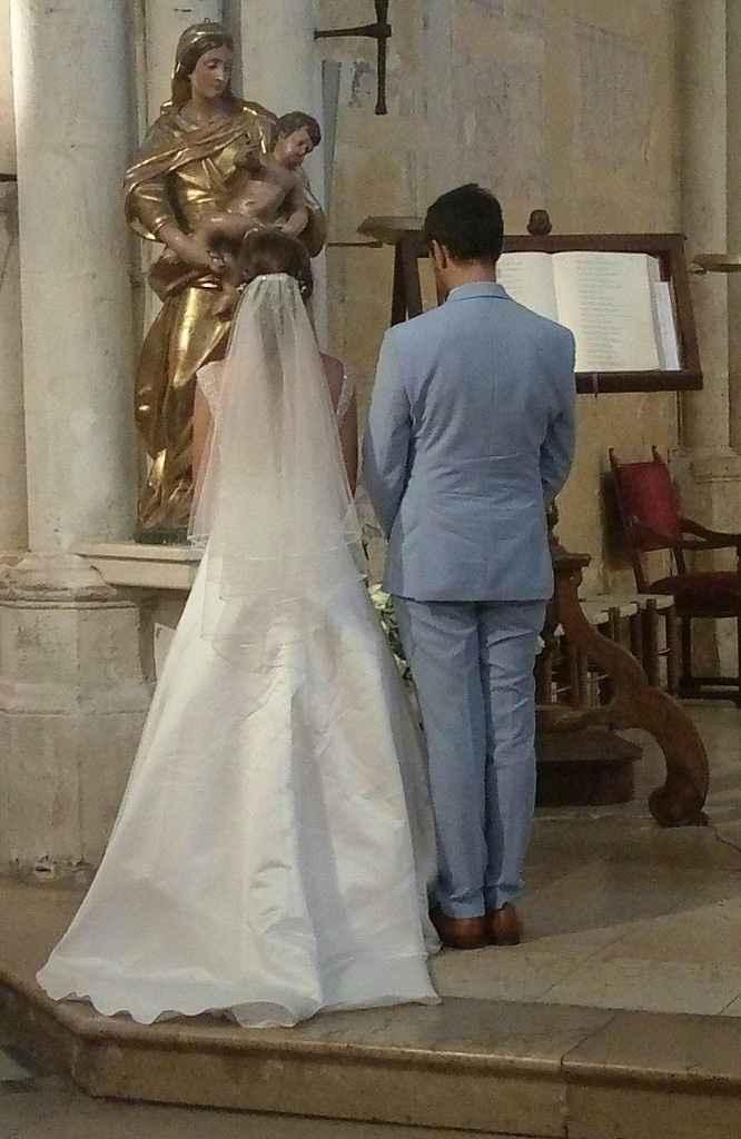 Mariage passé et wedding blues - 1