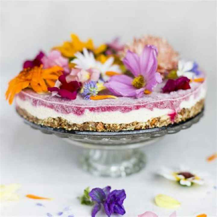 f comme ..... fleurs dans l'assiette - 2