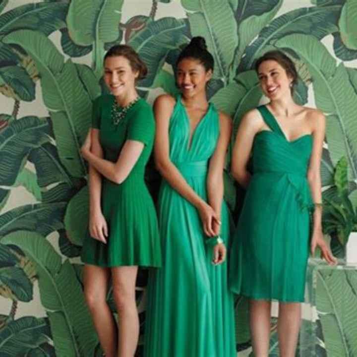 Robes demoiselles d'honneurs - 2