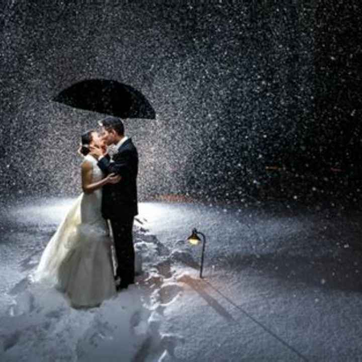 Mariage hiver - 1