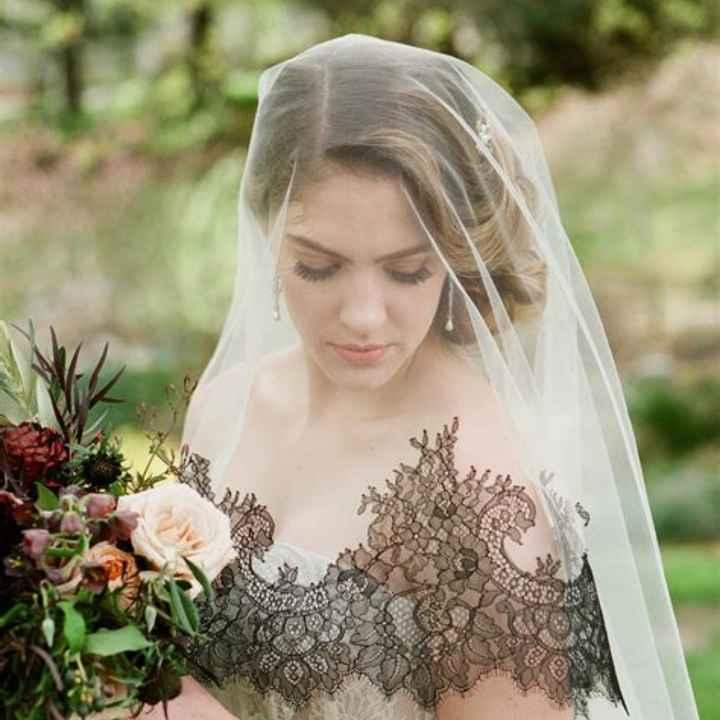 Quel voile de couleur vous plairez pour un mariage fictif ? - 1